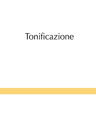 Tonificazione