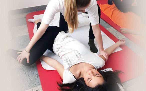 Corso Massaggio Thailandese Traditional Thai Massage