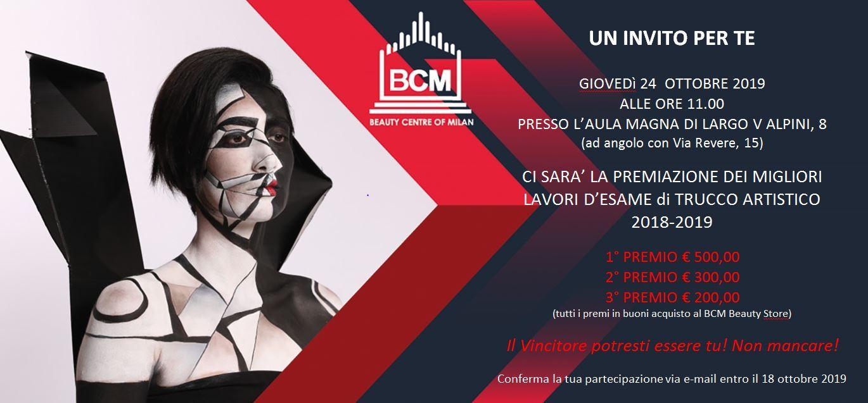 Scuola BCM-trucco-invito