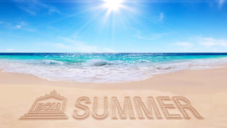 Scuola BCM-summer-holidays